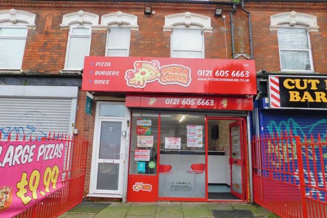 Restaurant/cafe for sale in Yardley Road, Birmingham