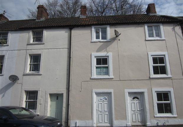 Thumbnail Flat to rent in Garston Street, Shepton Mallet
