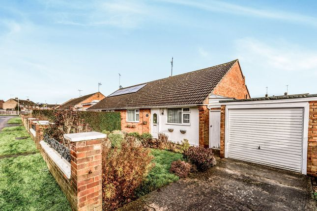 Thumbnail Semi-detached bungalow for sale in Brook Street, Leighton Buzzard