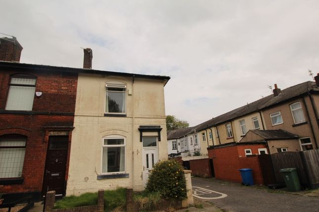 Thumbnail Terraced house for sale in Halstead Street, Bury
