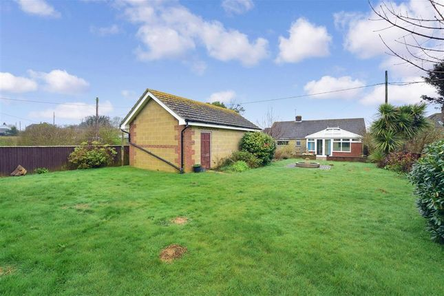 Rear Garden of Town Lane, Chale Green, Ventnor, Isle Of Wight PO38