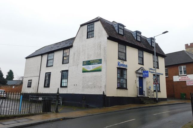 Thumbnail Commercial property to let in Market Hill, Maldon, Essex