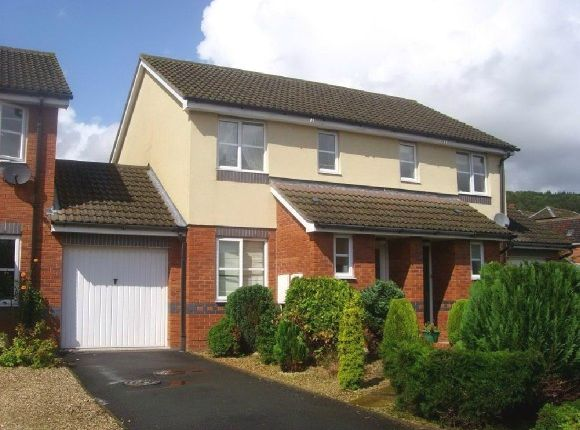 Thumbnail Semi-detached house to rent in Heritage Drive, Credenhill, Hereford