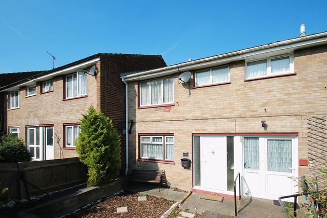 Thumbnail Terraced house for sale in Fort Pitt Street, Chatham