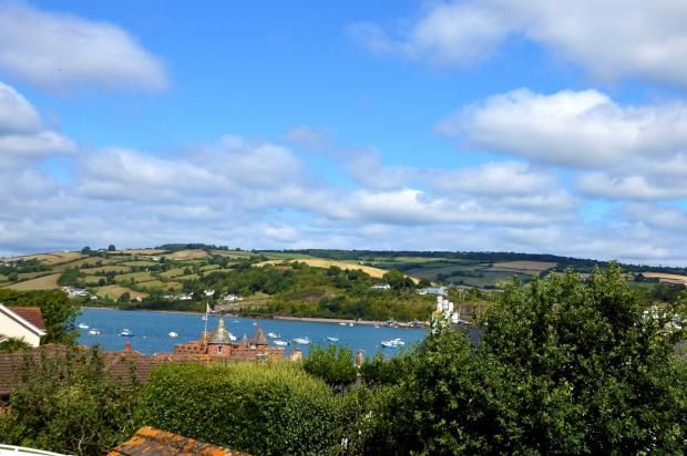 Thumbnail Detached house for sale in The Saltings, Shaldon, Devon