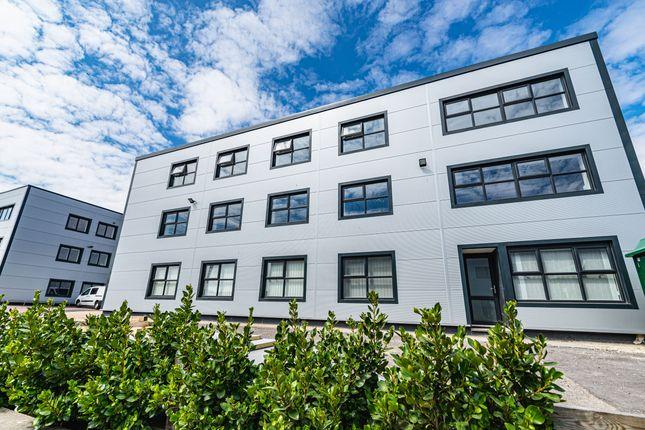 Thumbnail Office to let in 27 Cobham Road, Ferndown Ind Estate, Wimborne