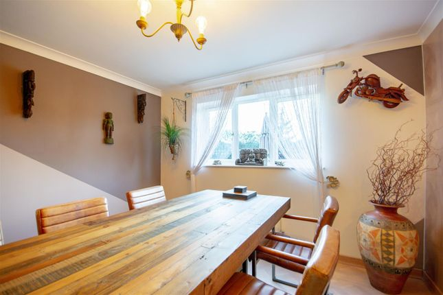 Dining Room of Barrons Court, Elvaston, Thulston DE72