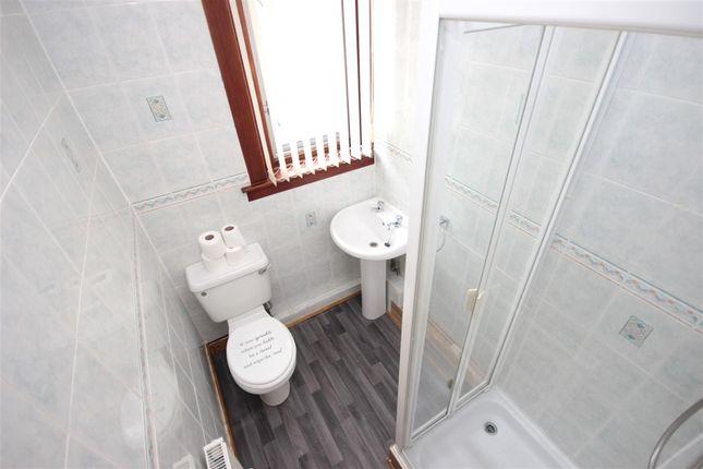 Shower Room of Thornhill Road, Falkirk FK2