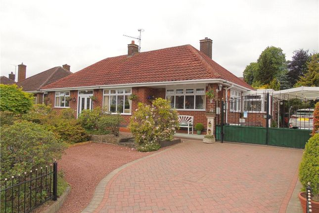 Thumbnail Detached bungalow for sale in Steam Mill Lane, Ripley