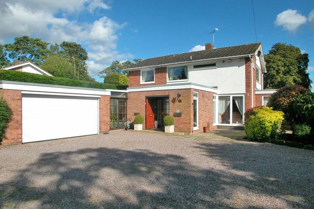 Thumbnail Detached house for sale in Townfield Lane, Mollington, Chester