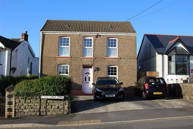 Thumbnail Detached house for sale in Pencefnarda Road, Gorseinon, Swansea