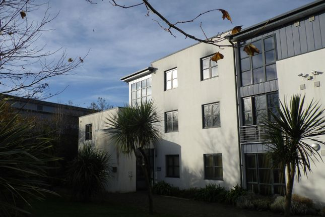 Thumbnail Flat to rent in Sandy Hill, St Austell, Cornwall