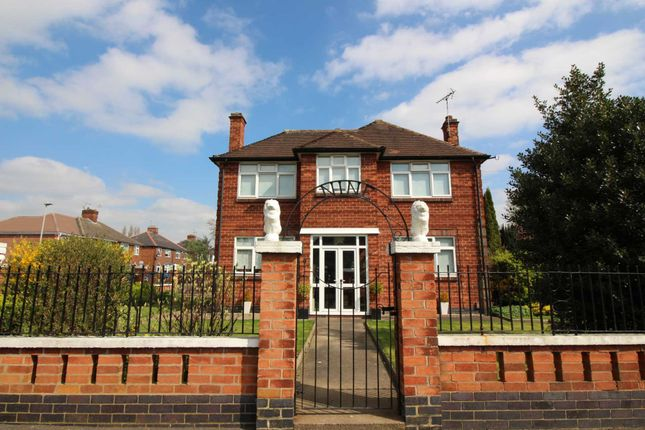 Thumbnail Detached house for sale in Abbots Road South, Leicester