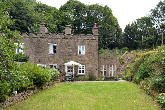 Thumbnail End terrace house for sale in Windmill Lane, Kerridge, Macclesfield, Cheshire