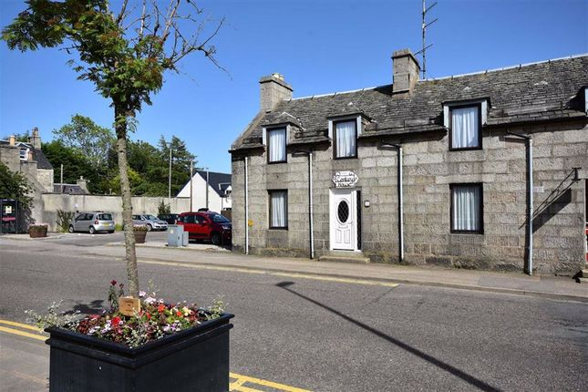 Thumbnail End terrace house for sale in High Street, Grantown-On-Spey