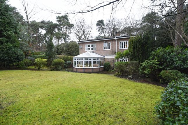 Thumbnail Detached house for sale in Streetly Wood, Streetly, Sutton Coldfield