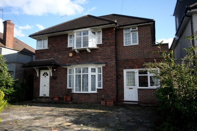 Thumbnail Detached house for sale in Grasmere Avenue, Kingston Vale, London