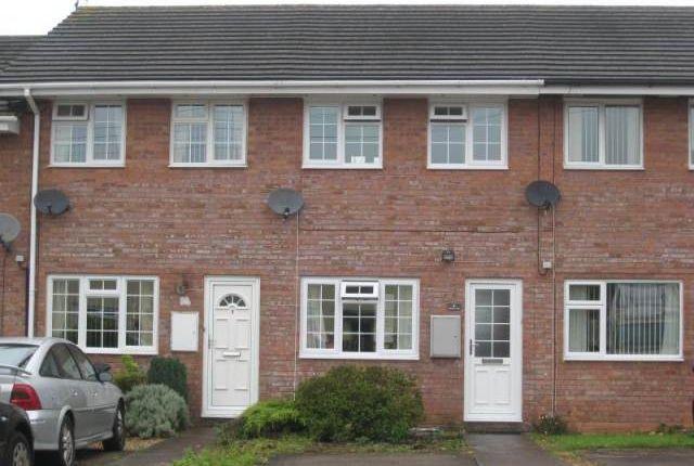 Thumbnail Terraced house to rent in Hawthorn Court, Bryn Eglwys, Croesyceiliog