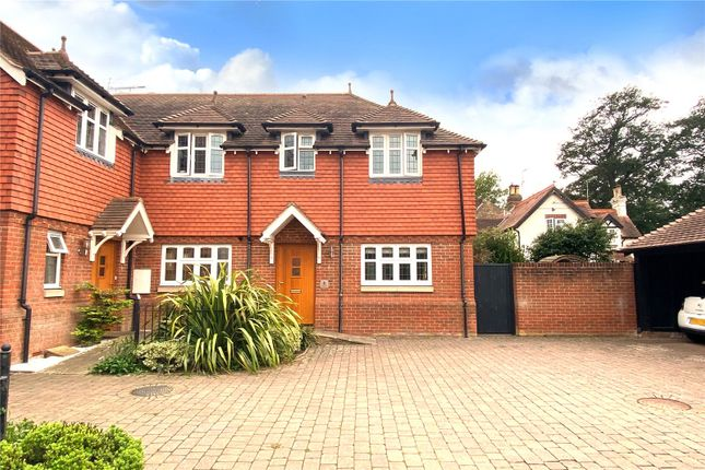 Thumbnail End terrace house for sale in St. Lawrence Mews, Worthing