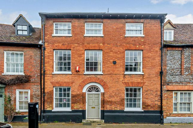 Thumbnail Terraced house for sale in New Street, Henley-On-Thames, Oxfordshire