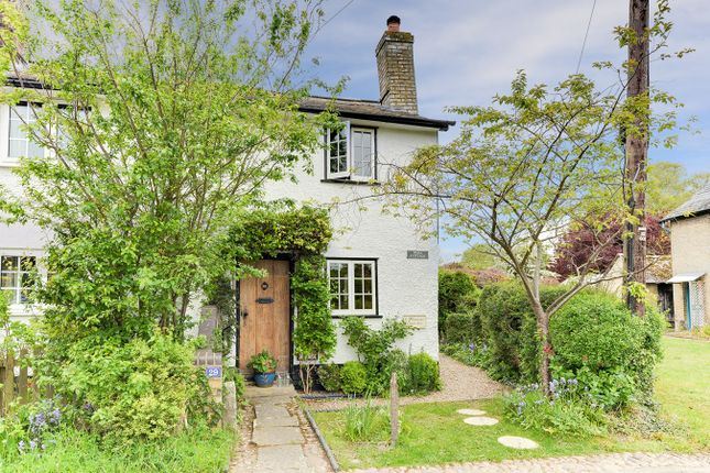 Thumbnail Semi-detached house for sale in Pound Green, Guilden Morden, Royston