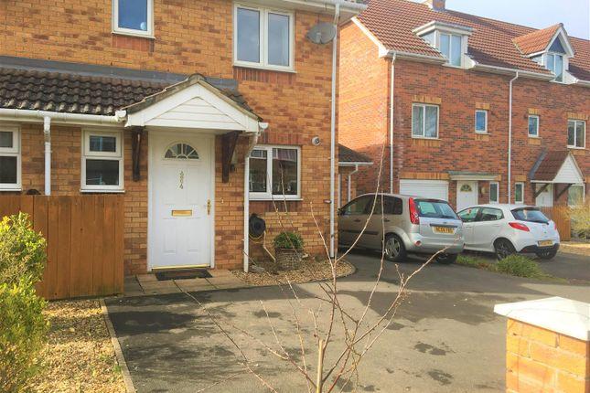 Thumbnail End terrace house to rent in Wick Road, Brislington, Bristol