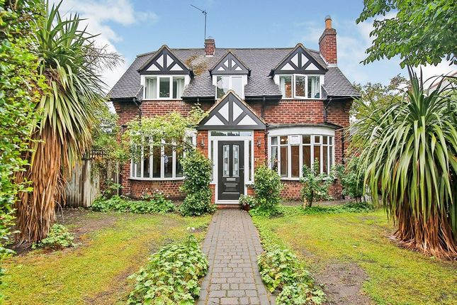 Thumbnail Detached house for sale in Park Road North, Chester Le Street