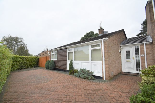 2 bed semi-detached bungalow to rent in Broomhills, Welwyn Garden City AL7
