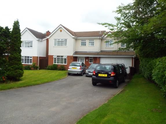 Thumbnail Property for sale in Marling Croft, Solihull, West Midlands