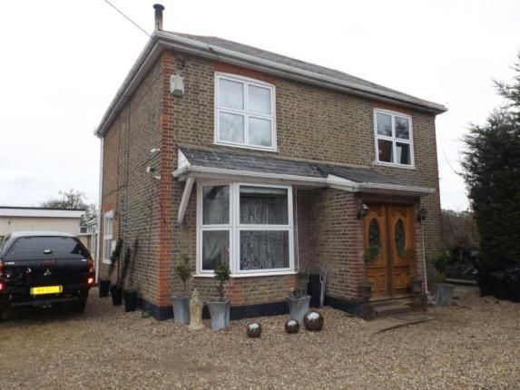 Thumbnail Detached house for sale in Borwick Lane, Wickford