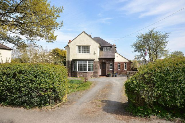 Thumbnail Detached house for sale in Burford Lane, Lymm