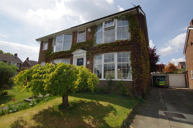 Thumbnail Semi-detached house for sale in Christie Avenue, Ringmer, Lewes