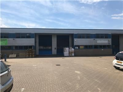 Industrial to let in Northpoint Business Estate, Enterprise Close, Medway City Estate, Rochester, Kent