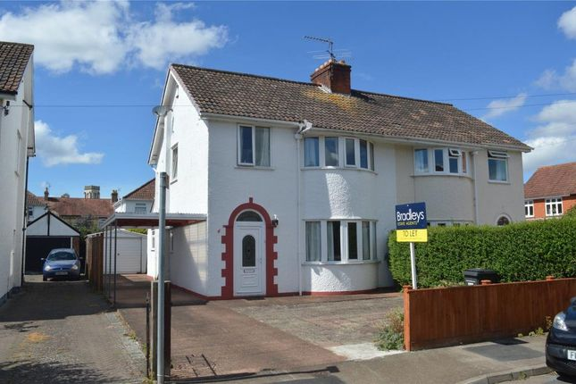 Thumbnail Property to rent in Westleigh Road, Taunton, Somerset