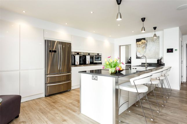Kitchen of Canford Rise, 72 Middlehill Road, Wimborne, Dorset BH21