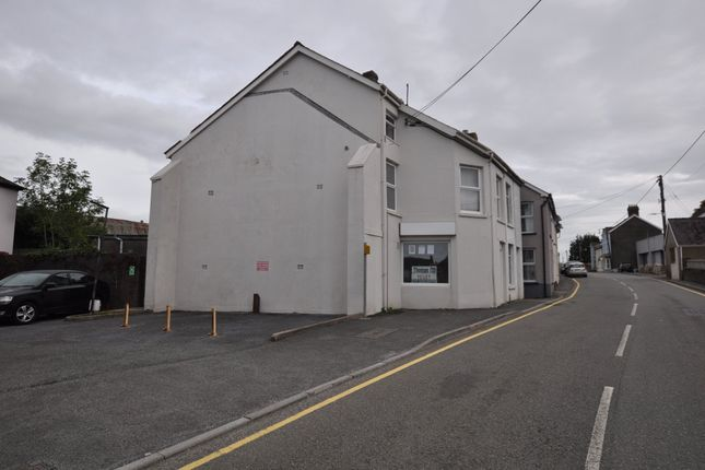 Front of Station Road, St. Clears, Carmarthen SA33