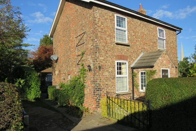 Thumbnail Detached house for sale in Landing Lane, Hemingbrough, Selby
