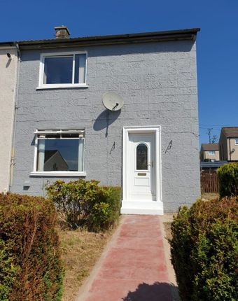 Thumbnail End terrace house to rent in 18 Meanlour Drive, Muirkirk, Cumnock