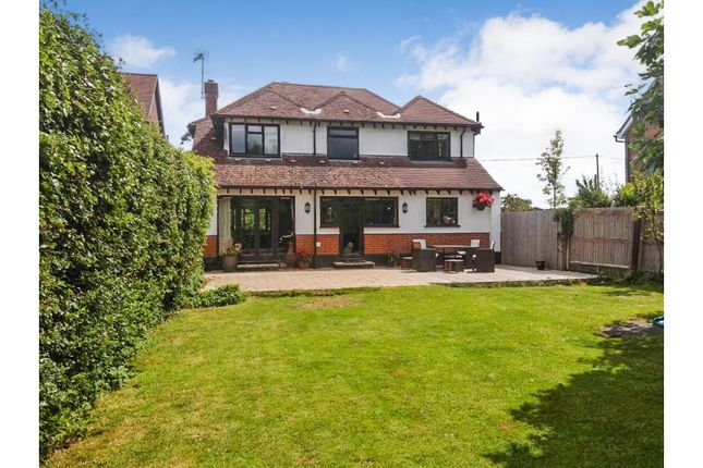 Thumbnail Detached house for sale in Middle Street, Brockham, Betchworth