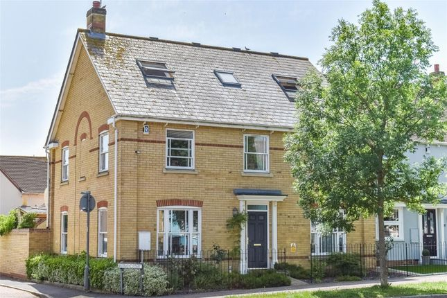 Detached house for sale in Baynard Avenue, Flitch Green, Dunmow
