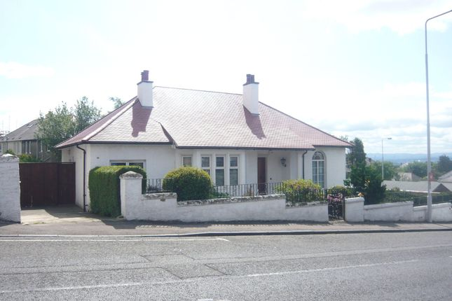 Thumbnail Detached bungalow to rent in Townhill Road, Dunfermline