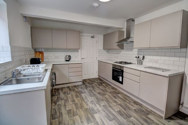 Thumbnail Shared accommodation to rent in Clovelly Road, Southampton