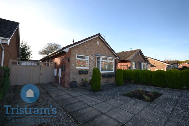 Thumbnail Detached bungalow to rent in Grangewood Road, Wollaton, Nottingham