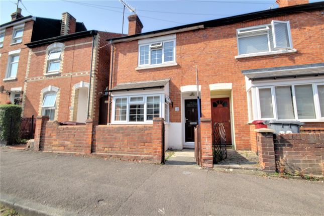 Thumbnail 2 bed end terrace house for sale in Chester Street, Reading, Berkshire