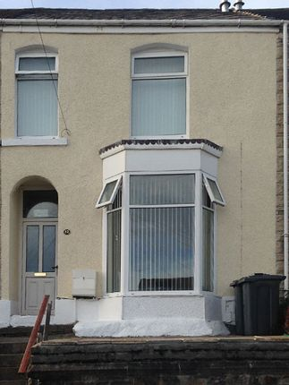Thumbnail Terraced house to rent in Malvern Terrace, Brynmill, Swansea