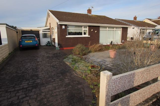 Thumbnail Detached bungalow for sale in Matthew Road, Rhoose, Barry