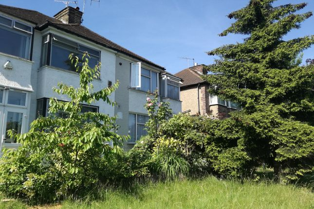Thumbnail Semi-detached house to rent in Great North Way, Barnet