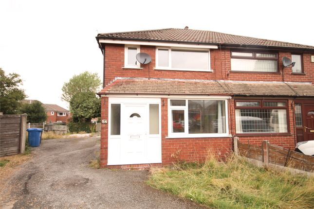 Thumbnail Semi-detached house to rent in Willows Lane, Milnrow, Rochdale