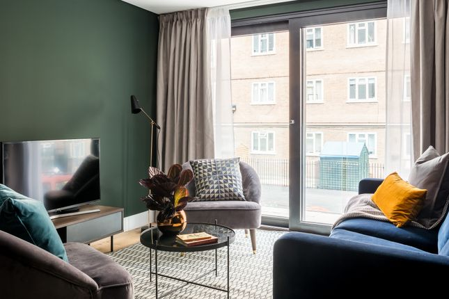 Thumbnail Flat to rent in Northdown Street, London