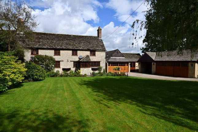 Thumbnail Property for sale in Buscot Wick, Faringdon, Oxfordshire